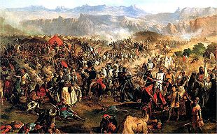 Batalla de Las Navas de Tolosa, España