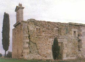 Ermita de Santa María de la Cabeza en Torrelaguna, Madrid