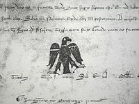 Sello del rey Sancho VII el Fuerte