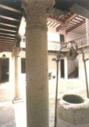 Patio de la Casa de Cervantes