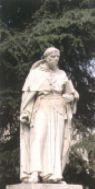 Estatua de Cisneros