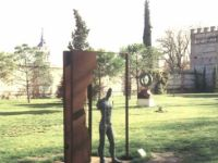 Murallas de Alcalá y Museo de Esculturas al aire libre