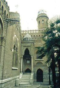 Vista del Palacio Laredo