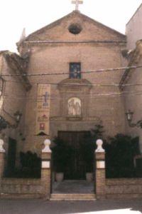 Convento de Capuchinos, hoy Restaurante La Cúpula