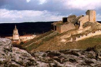Castillo y Catedral