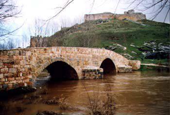Puente y Castillo de Osma